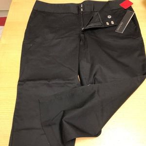 Daisy Fuentes Pants - Daisy fuentes Woman caprice black new size 10